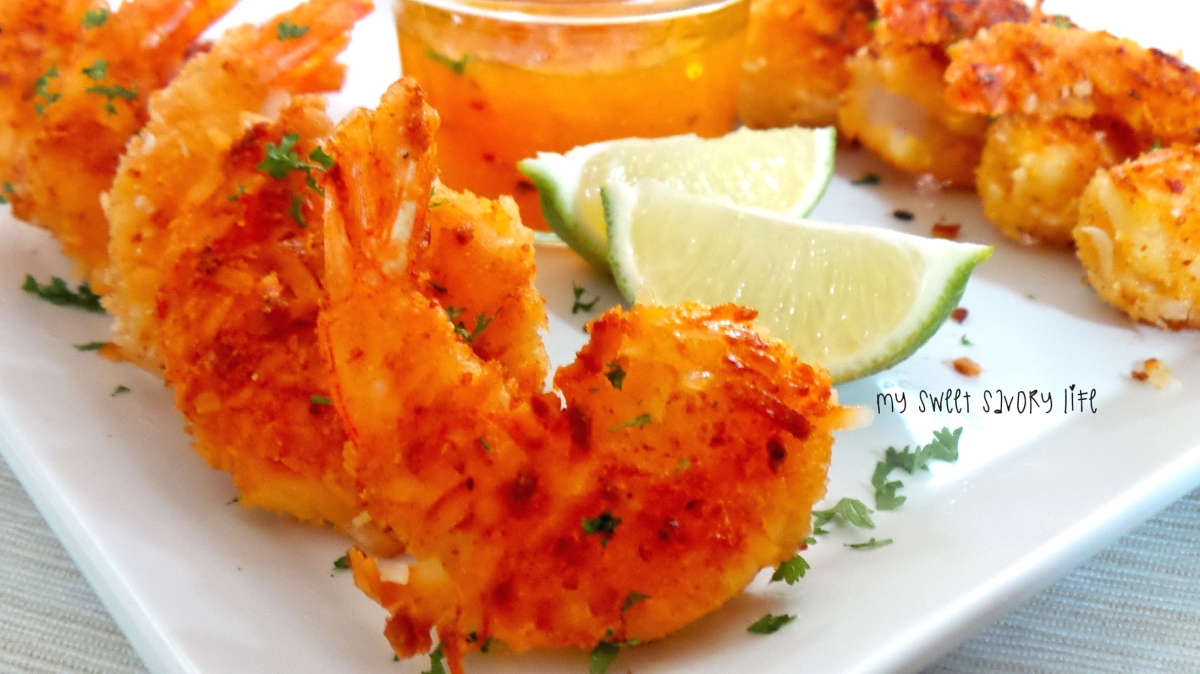Crunchy Coconut Shrimp – My Sweet Savory Life
